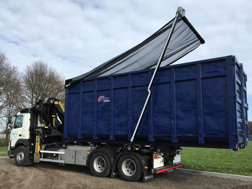 Containerfahrzeuge